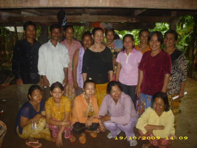 Mrs. Dany Chan Village Bank Group