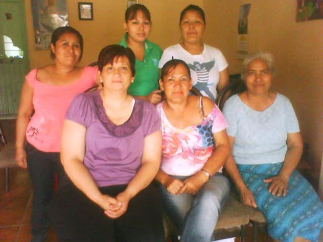 Chicas Trabajadoras Group