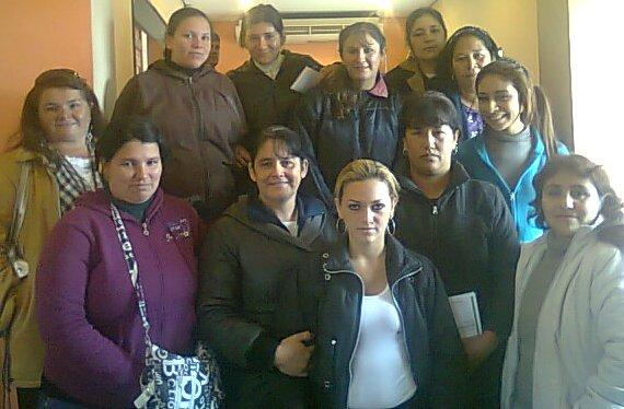 Mujeres Capaces Group