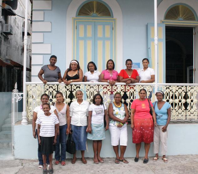 Las Mujeres Capacitadas Group