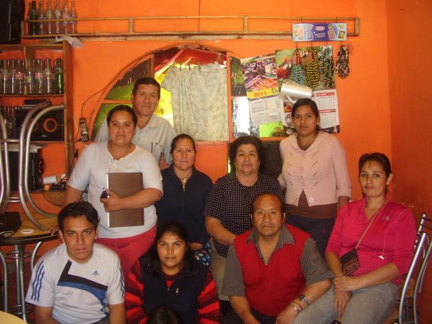 Rio Vilcanota Group