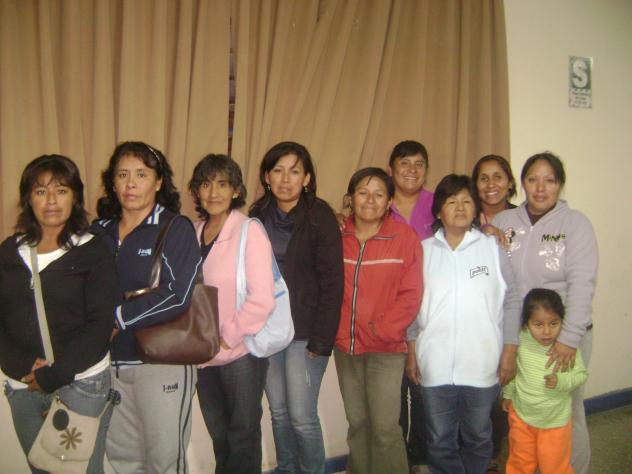Luz De San Antonio Group