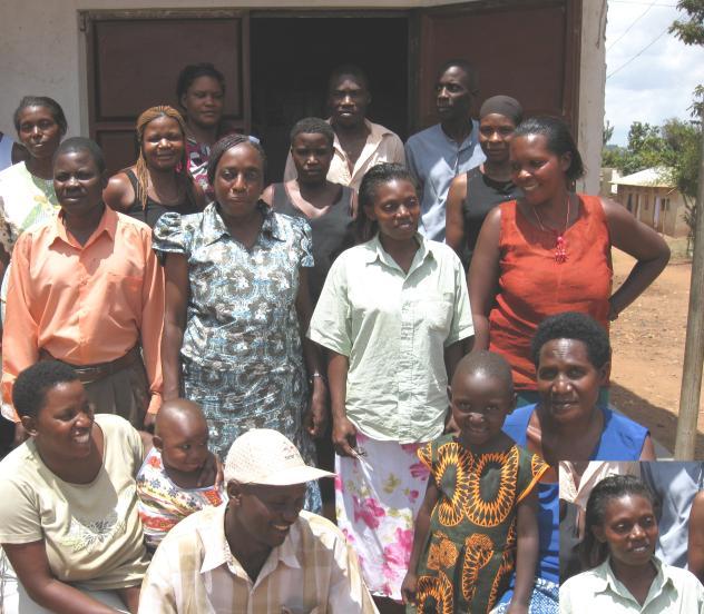 Bulenga Twekembe (A) Group