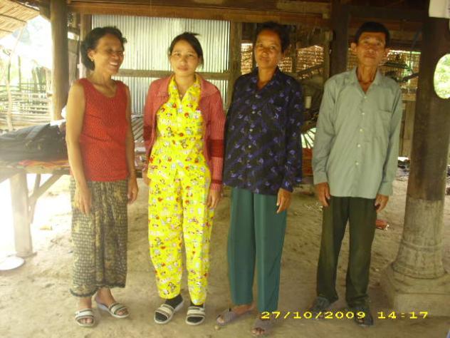 Seang La's Group