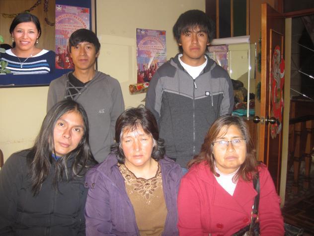 San Cristobal- Sapallanga Group