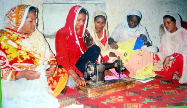Rubina Asif Masih Group