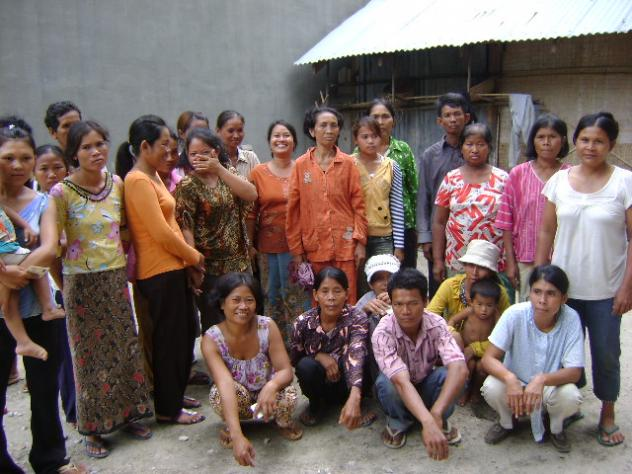 Mrs. Phalla Ken Village Bank Group