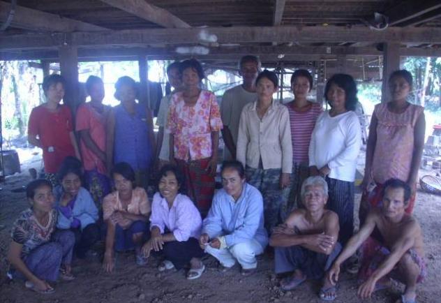 Mr. Ly Chheun Village Bank Loan Group
