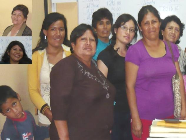 Amigas Unidas Group