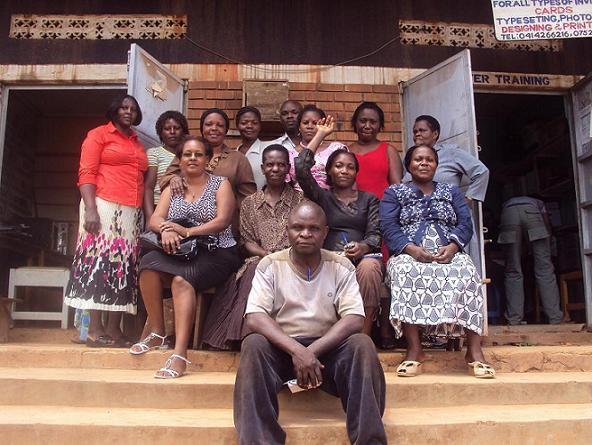 Nyikira Okole Women's Group B