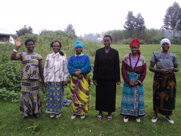 Terimbere Munyarwandakazi B Group