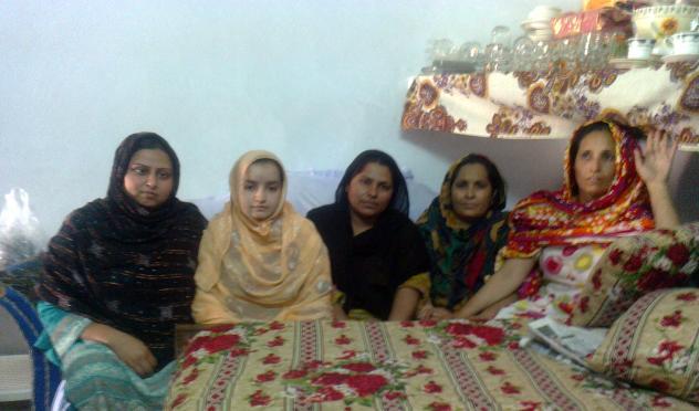 Bushra's Group