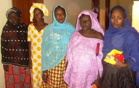 Femmes Commerçantes N°5 Group