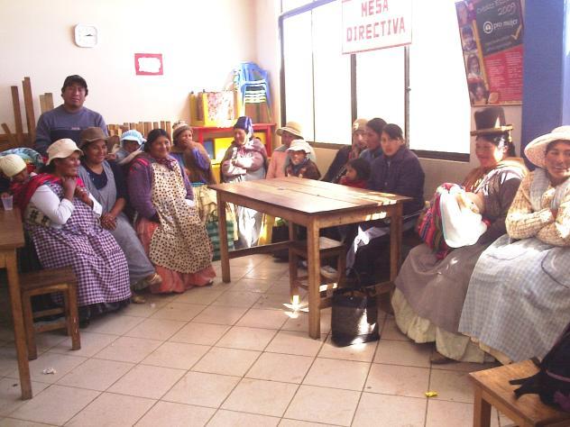Chascañawi Group