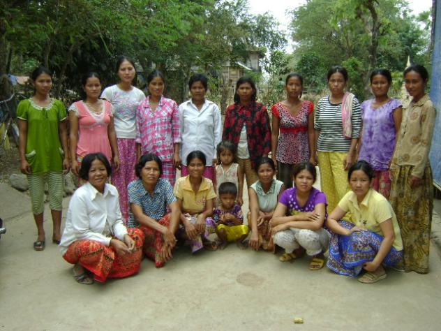 Mrs. Tep Village Bank Group