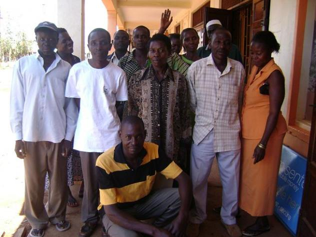 Gakuwebwa Mono Womens Group