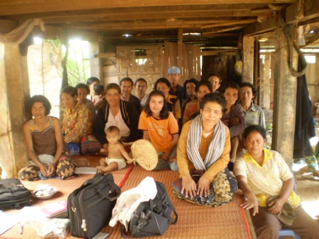 Mrs. Pao Koch Village Bank Group