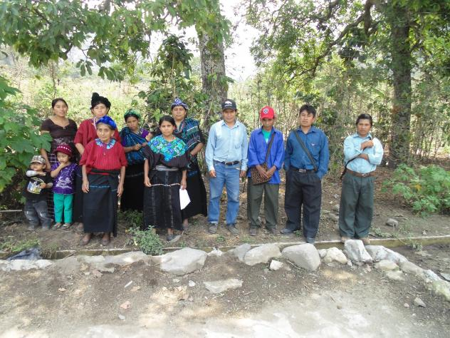 Campesinos De Tzununá 2 Group