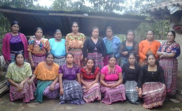 Mujeres Unidas De Patachaj Group