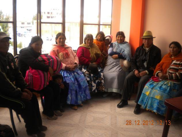El Buen Pastor Group