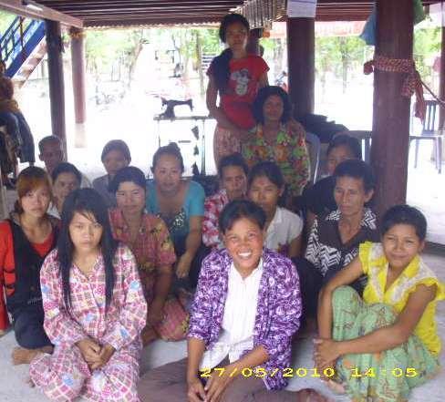 Mrs. Sokha Mul Village Bank Group