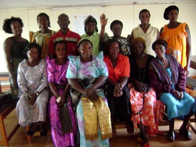 Ddembe Women's Group