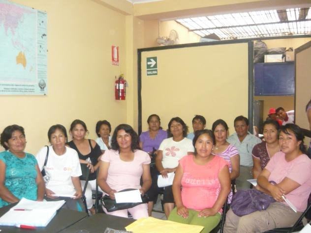 Lideres De Villa Rica Group