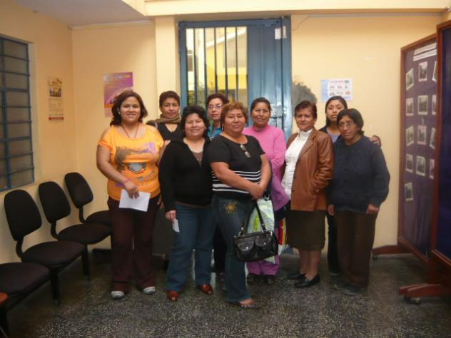 Mujeres Sin Fronteras Group