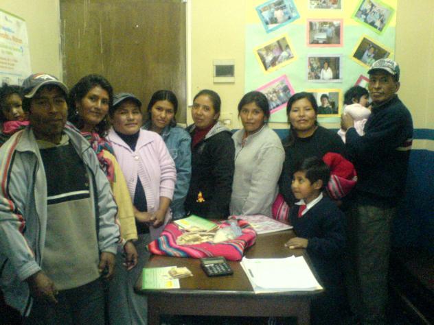 Nueva Luz Villa Fatima Group