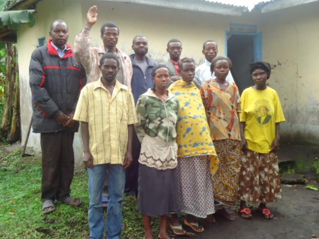 Kyeganywa Farmers' Group