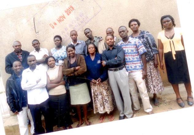 Abesigamukama Farmers Group