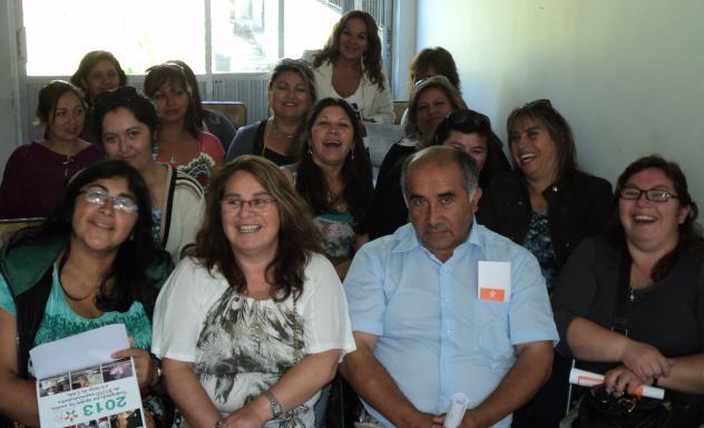 Fortaleciendonos Juntos Con Esperanza Group