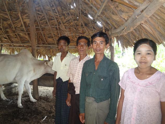 Nyaung Pin Thar Village