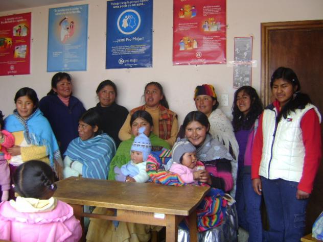 Las Reynas Triunfadoras Group
