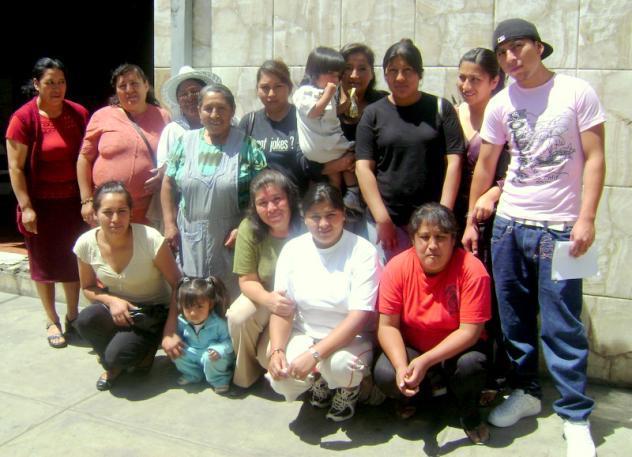 Las Ñustas Group