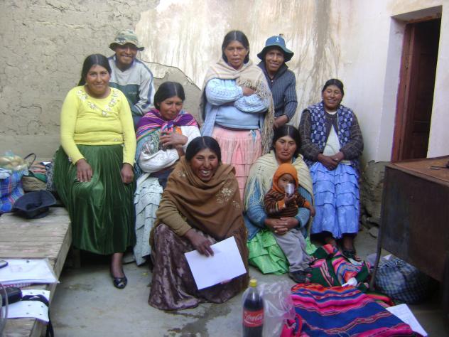 Las Mamacitas De Escoma Group