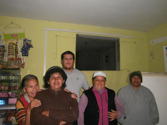 Las Triunfadoras De Huampani Group