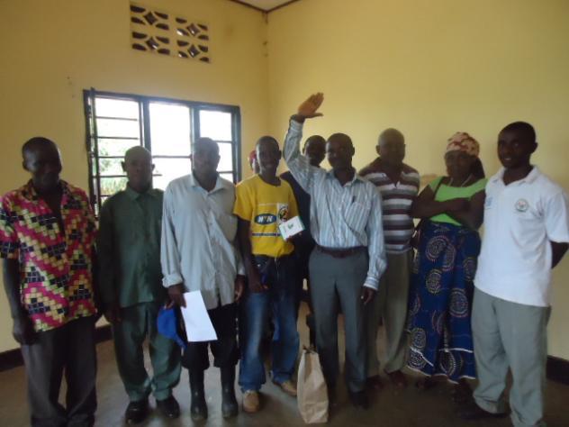 Abunzubumwe A / Rsz Group