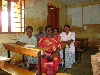 Margaret Nakawoojwa'S Group