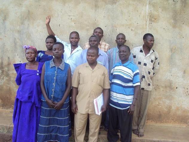 Nkonya Nezikokolima Farmers Group