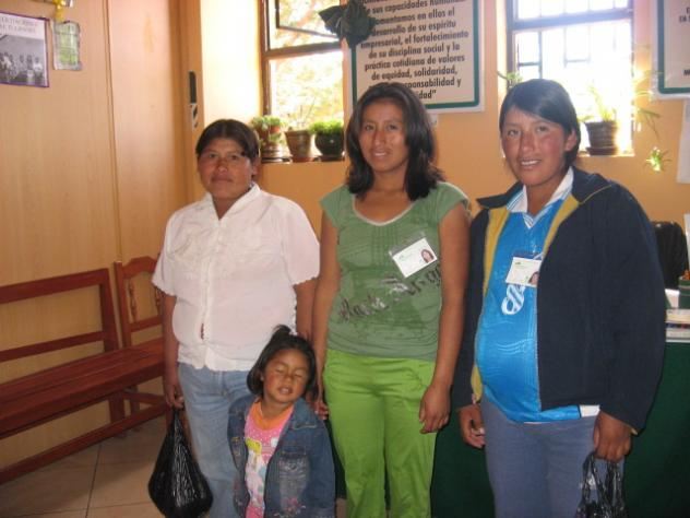 Dominga Geronima's Group