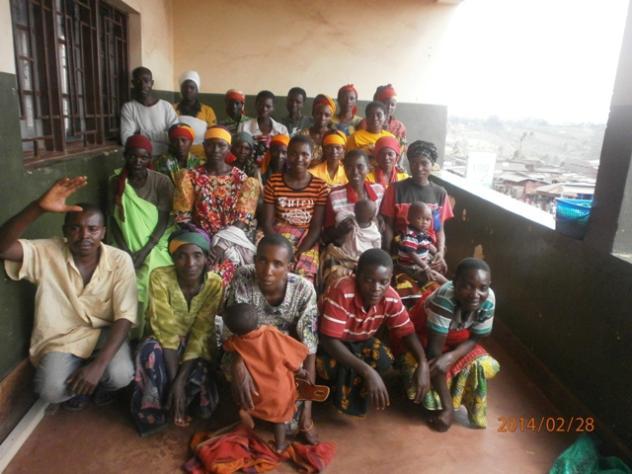 Duterintambwe I Group