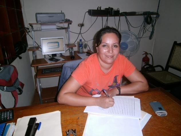 Oneyda Patricia