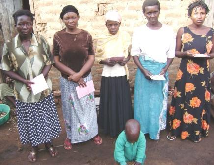 Babughirana Women'S Group Muhindo Jevina