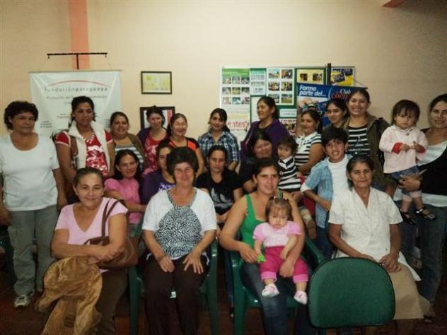 Mujeres Todas Juntas Group