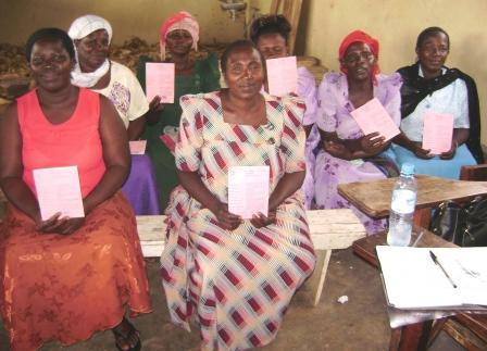 Tweyambe Kadama Betty Group