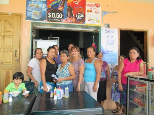 María José  (Portoviejo) Group