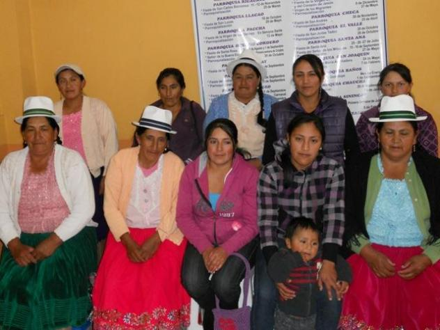 Mujeres De Chilcatotoras  (Cuenca) Group