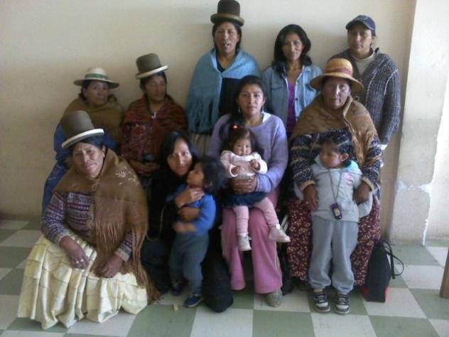 Sartasiñani Group