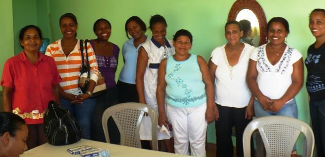 Mujeres En Accion 3,5 Group